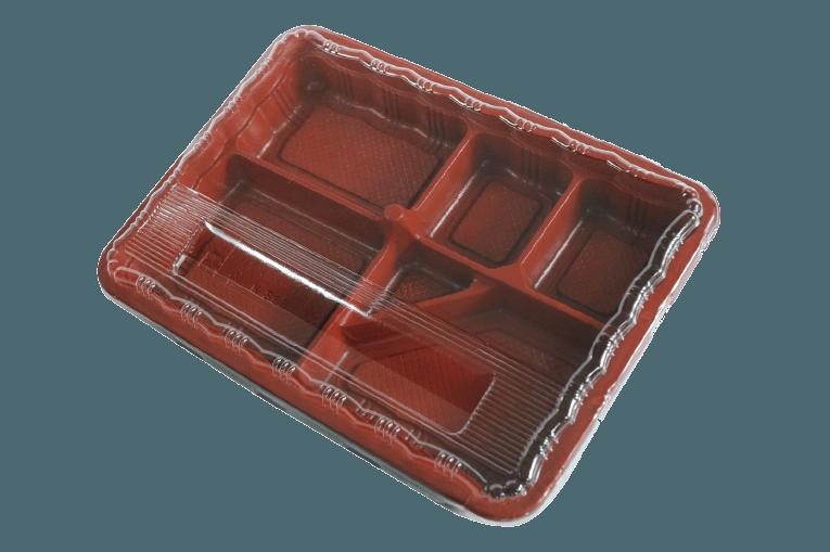 PP Lunch Box / Bento Box 一次性便當盒/餐盒 (可微波) K868