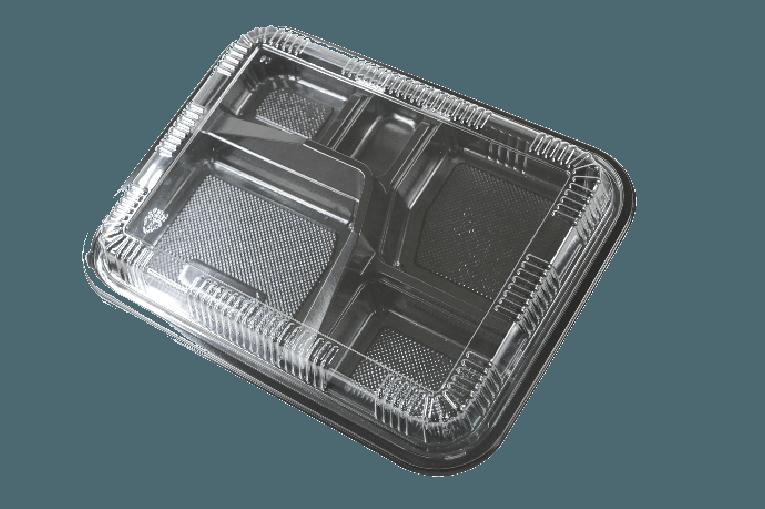 PP Lunch Box / Bento Box 一次性便當盒/餐盒 (可微波)