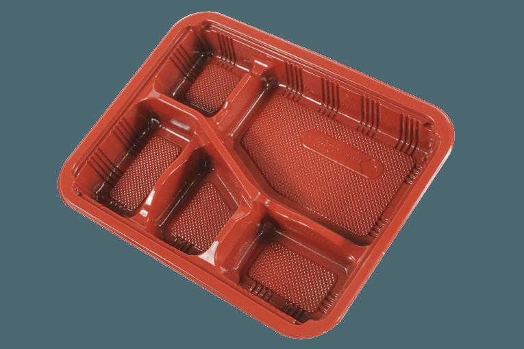 PP Lunch Box / Bento Box 一次性便當盒/PP餐盒 (可微波)