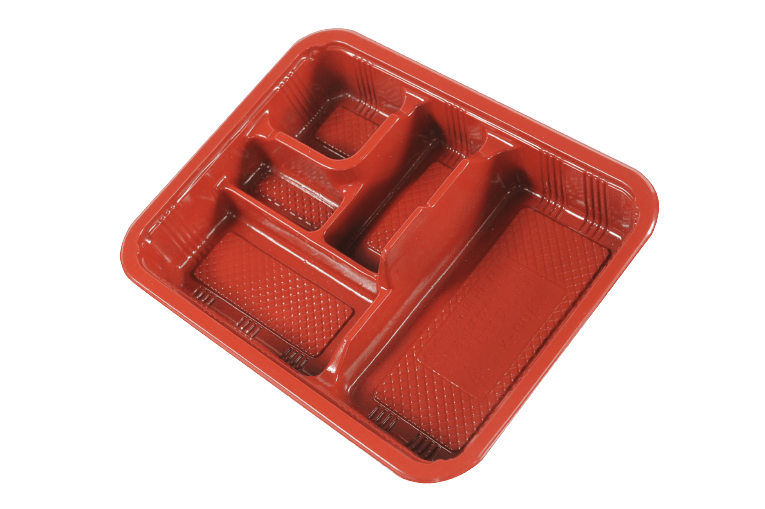 Lunch Box / Bento Box 一次性便當盒/餐盒 (可微波)