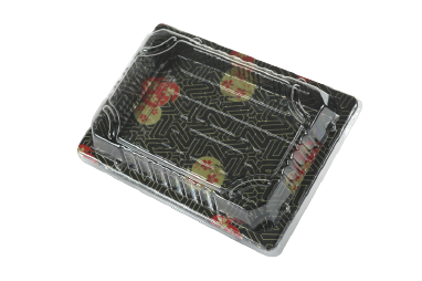 PS/OPS Sushi Tray/ Sushi Box 一次性櫻花壽司盒