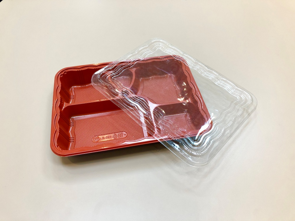 Plastic Lunch Box / PP Bento Box – Made in Taiwan