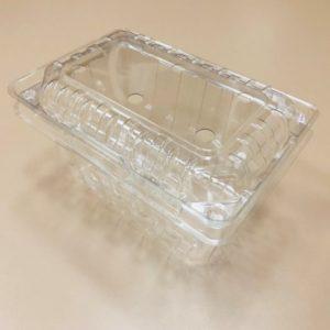 PET Tomato/Fruit box 一斤裝番茄盒/水果盒/透明蔬果盒