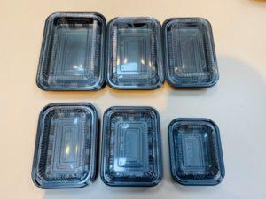 PS Bento Box / Lunch Box / Sushi Box 午餐盒/日式餐盒