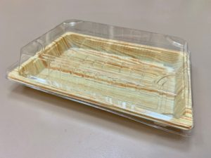 PS Take-Out Sushi Tray PS外帶壽司盒/PS日式壽司盒