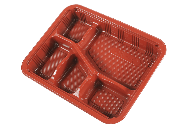PP Take-Out Lunch Box PP外帶午餐盒/PP餐盒(K036-1)